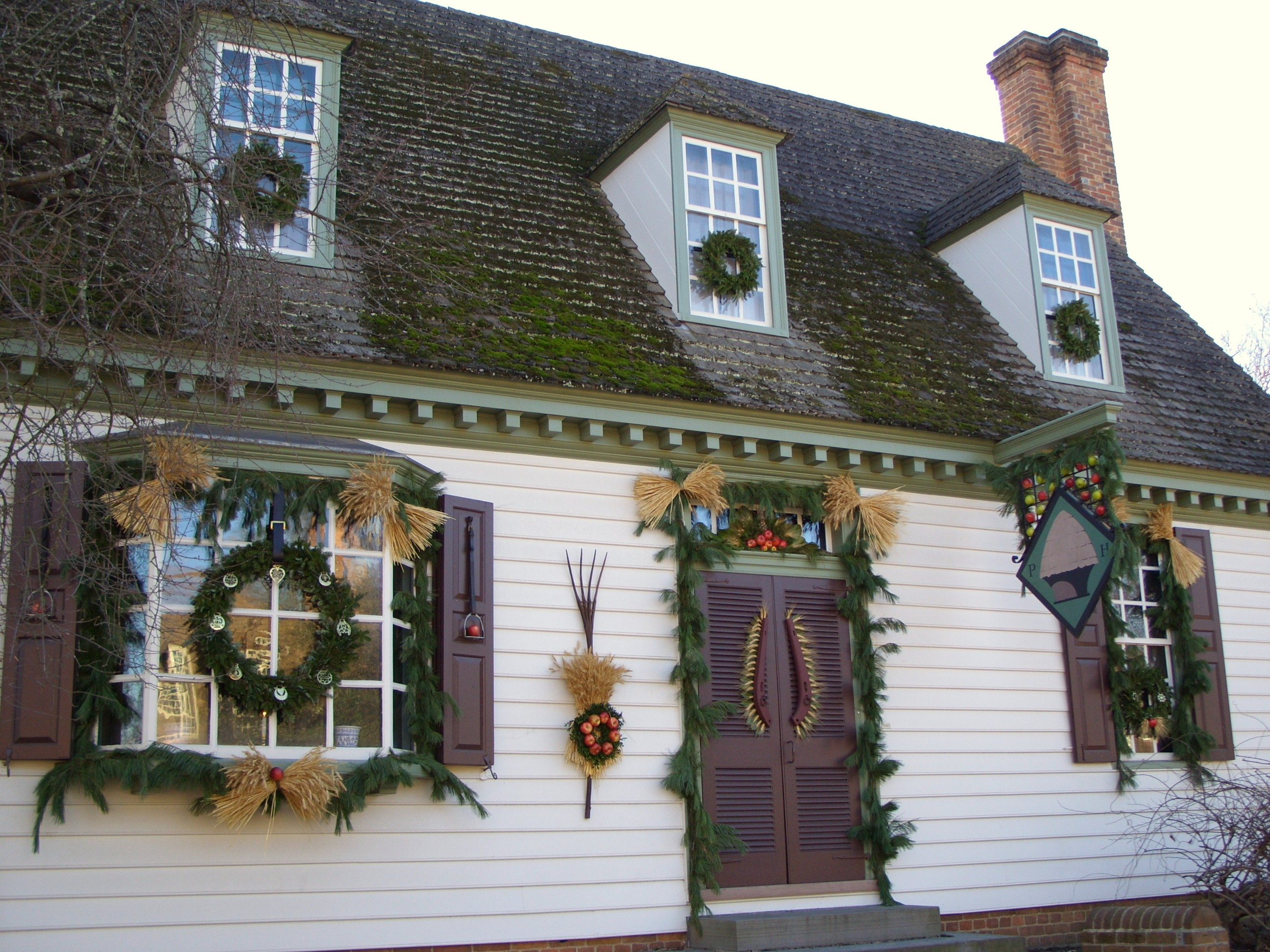 Colonial Williamsburg Christmas.A Christmas Celebration 200 Years In The Making Bay Creek